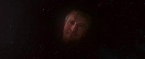 Кадр из *Автостопом по галактике*